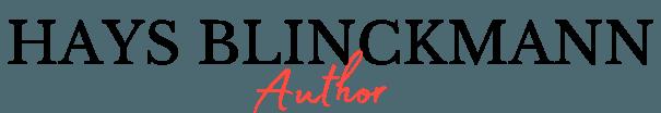 Hays Blinckmann Author Logo