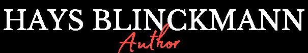 hays Blinckmann Author Footer Logo